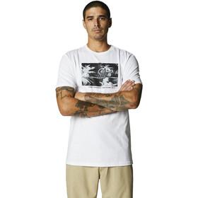 Fox Bad Trip Premium Maglietta a Maniche Corte Uomo, bianco